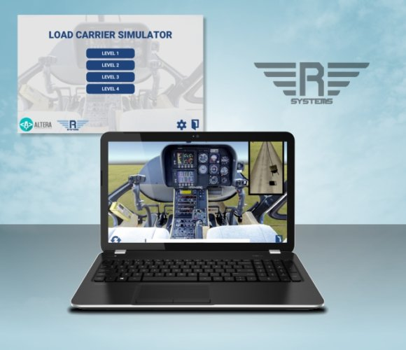 Load Carrier Simulator
